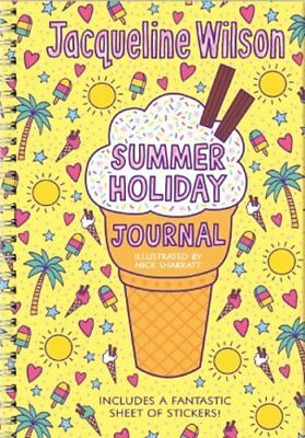 My Summer Holiday Journal, New, Wilson, Jacqueline Book