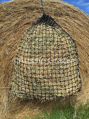 Aussie Grazers - Slow Feeding Hay Net Bags Small 30mm x 30mm