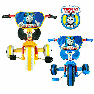Thomas The Tank & Friends Bike Trike Tricycle Kid Child 3 Wheel Car Ride On Toy
