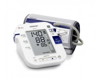 Omron M10-IT Upper Arm Blood Pressure Monitor with Dual-User Facility and Dual