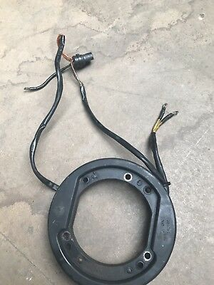 Johnson evinrude outboard Part 60hp 70hp stator #583779