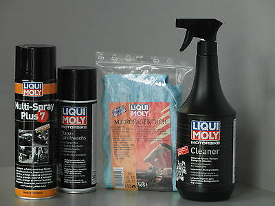 Quad Cleaning - and Care Set Care for QUADS ATVS AND UTVS Cleaner