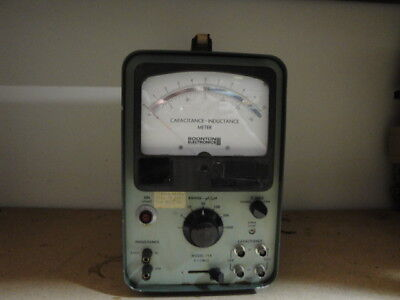 Boonton Electronics 71A Capacitance-Inductance Meter