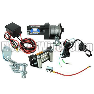Superwinch 1120210 Winch LT2000 ATV 12v