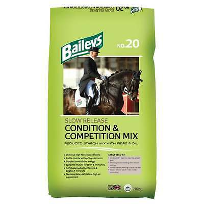 Baileys No 20 Slow Release Condition & Competition Mix - 20Kg