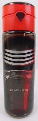Disney Store Star Wars The Force Awakens Kylo Ren Water Bottle New