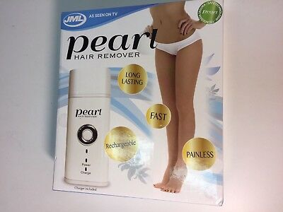 JML Pearl Hair Remover Thermotransmitter 15 Piece Set *TRUSTED SELLER*FREE POST*