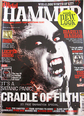 Metal Hammer.. Cradle of Filth March 2003