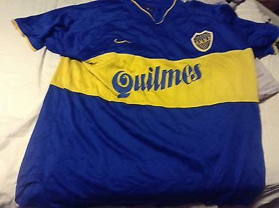 Boca Juniors (Argentina) Home Shirt XL