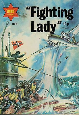 1978 No 370 35047 Conflict Library  FIGHTING LADY