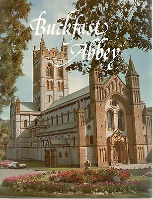 Buckfast Abbey Illustrated Guide By Dom Cuthbert Smith 24381