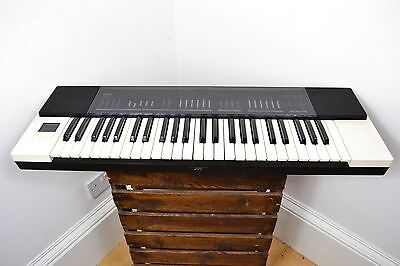 Vintage 1982 Jvc Kb-500 Keyboard Synthesiser Piano With Original Cover