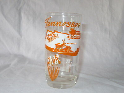 Big Top Peanut Butter State Song Glass - Tennessee