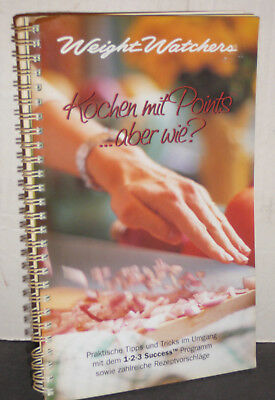 Weight Watchers 	 - Kochen mit Points.. Aber wie?