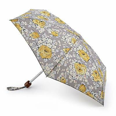 Cath Kidston by Fulton Tiny-2 Folding Umbrella - Sketched Rose - BNWT