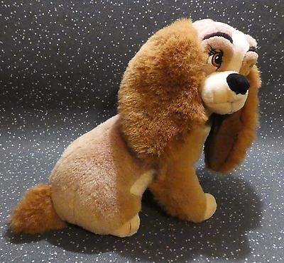 Trudi Giocattoli Italy Lady And The Tramp Toy Spaniel Dog 15""