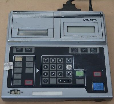 MINOLTA Chroma Meter CR 200 Colour analyser Spectrophotometer Colorimeter