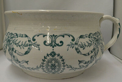 Antique Dudson Witcox & Till Commode Gloria Pattern