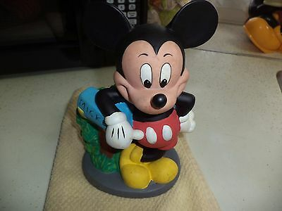 Mickey Mouse Rubber Bank