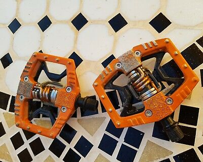 crankbrothers double  shot pedali pedals crank brothers