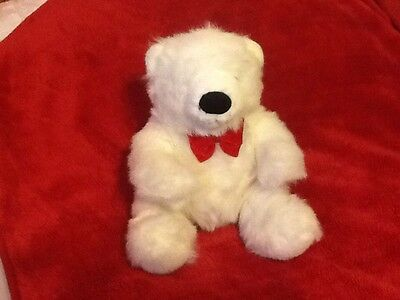 "13"" Polar Bear Called Igloo Russ Berrie & Co."