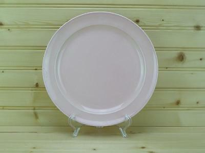 Taylor Smith & Taylor Lu-Ray Pastels (1) Luncheon Plate - Pink - Vintage USA
