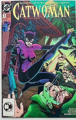 Catwoman #3 - 1993 - Jim Balent - Near Mint