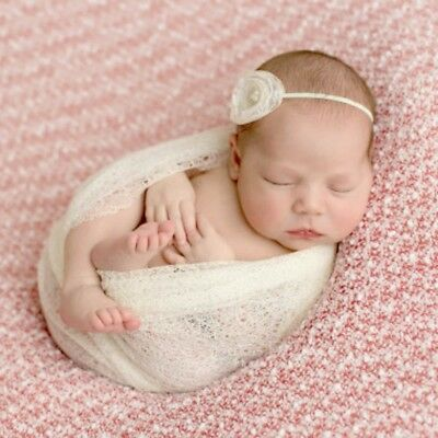 Newborn Baby Stretch Wrap Photo Props Wrap-Baby Photography Props New #
