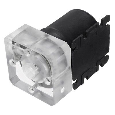 DC 12V G1/4 Low Noise CPU Cooling Water Pump For Desktop Computer Cool Systems#