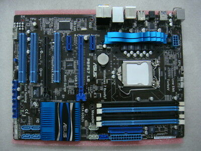 ASUS P8P67 LE Original Intel Motherboard LGA 1155 DDR3 ATX  with I/O Shield