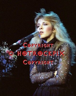 Archival Quality Photo Of Stevie Nicks Of Fleetwood Mac