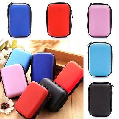 11CM Case For USB External HDD Hard Disk Drive Protect Bag Carry Cover Pouchs ##