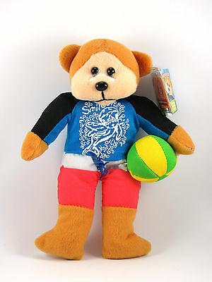 Beanie Kids- Lachlan The Beach Buddy Boy Bear