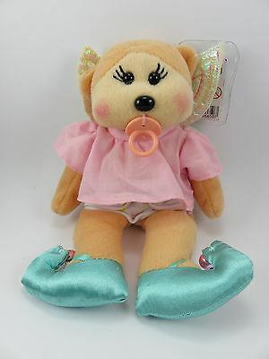 Beanie Kids- Bella The Baby Fairy Bear