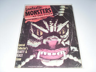 Fantastic Monsters Of The Films 5 : G+