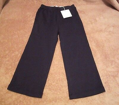 Baby Toddler Girls Best & Co, Navy Leggings/Pants Size 24 Months