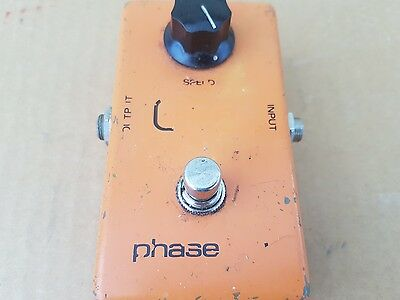 80's MXR PHASE 90 - made in USA