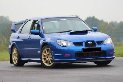 Subaru Impreza WRX STI 2,5 Hawkeye GD F-G Type UK 346PS Xenon C-Diff Semi Slicks