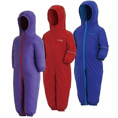 Regatta Splosh III Fleece Lined Waterproof All-in-one suit Snowsuit
