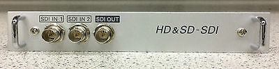 Christie Dual SDI/HD-SDI Interface Module for LX-100 Projectors