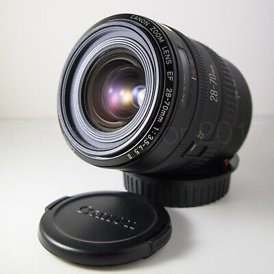*SUPERB* Canon 28-70mm f/3.5-4.5 II Full Frame Zoom Lens for Canon EOS 5D 6D 7D