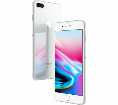 APPLE iPhone 8 Plus - 64 GB, Silver - Currys