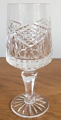 Tyrone Crystal Slieve Donard  Sherry Glass  up to  6 available