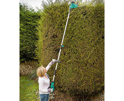 Bergman 2 in 1 Telescopic Hedge Trimmer & Lopper 2020543