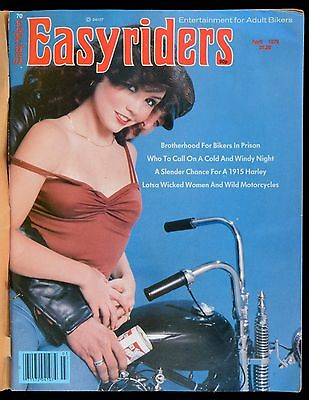 Easyriders Magazine - April 1979