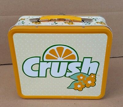 """Have a Orange Crush On Me"" Vintage Lunch Box"