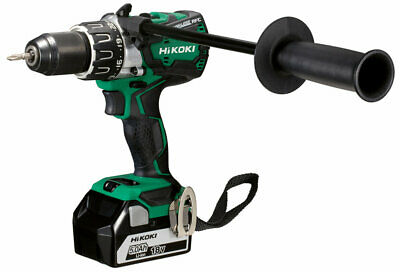 DV18DBL2 Drill driver with percussion - Brushless - 18 V - 5 Ha