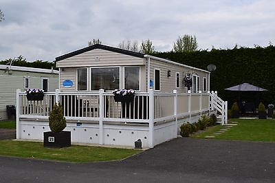 2 Luxury 8 Berth Caravans For Hire At Southview Skegness 2018