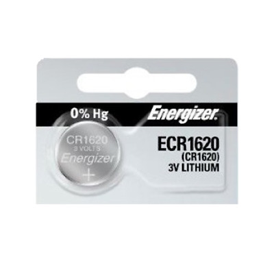 Energizer CR1620 Lithium 3V Coin Cell Battery (1 Pack) - Tracking Included!