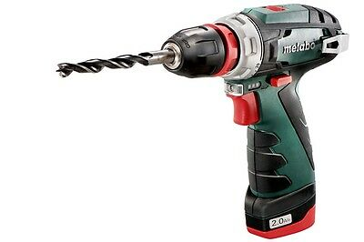 Powermaxx Bs Quick Pro (600157500) Perceuse-Visseuse Batterie Metabo